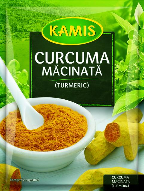 KAMIS CURCUMA MACINATA 20G