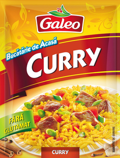 GALEO CURRY 20G