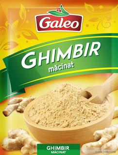 GALEO GHIMBIR MACINAT 15G