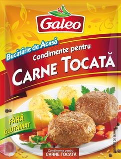GALEO CONDIMENTE CARNE TOCATA  20G