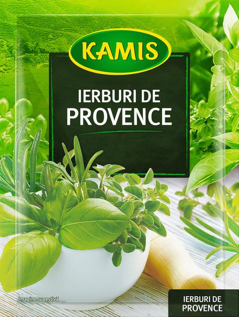 KAMIS IERBURI DE PROVENCE 10G