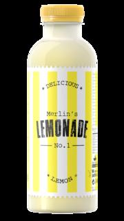 MERLINS LEMONADE LEMON 0.6L