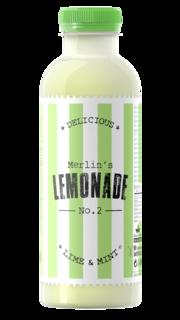 MERLINS LEMONADE LEMON&GINGER 0.6L