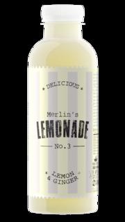 MERLINS LEMONADE LIME&MINT 0.6L