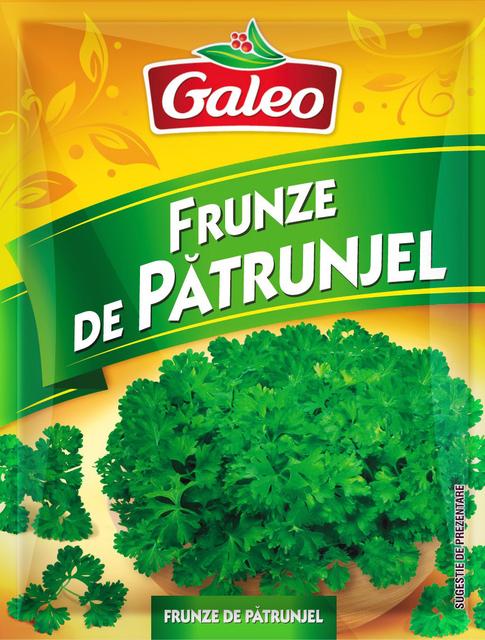 GALEO FRUNZE DE PATRUNJEL 10G