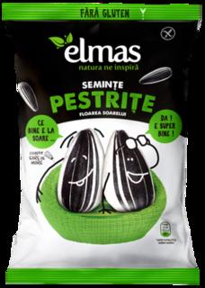 ELMANS SEMINTE FL.S.PESTRITE COAPTE CU SARE 200G