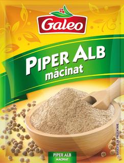 GALEO PIPER ALB MACINAT 15G