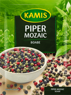 KAMIS PIPER MOZAIC BOABE 15G