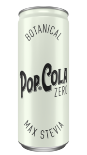 MERLINS POPCOLA ZERO 0.33L