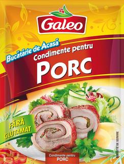 GALEO CONDIMENTE CARNE DE PORC 20G