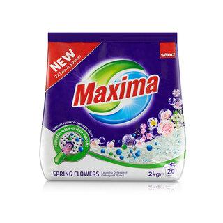 SANO MAXIMA SPRING FLOWERS DETERGENT 2KG