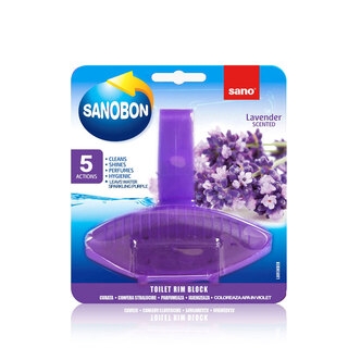 SANO SANOBON 5IN1 LAVENDER SCENTED 55G