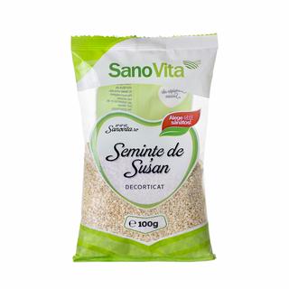 SANO VITA SEMINTE DE SUSAN DECORTICAT 100G
