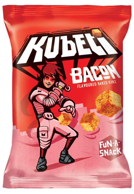 KUBETI BACON 35G