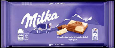 MILKA CIOCOLATA HAPPY COW 100G