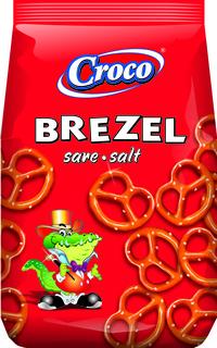 CROCO BREZEL SARE 80G