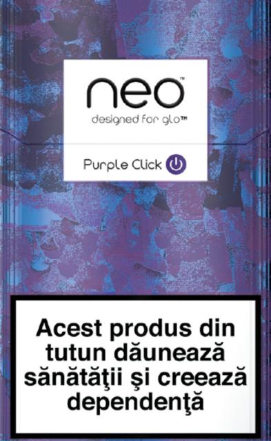 NEO PURPLE CLICK