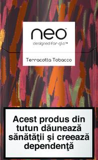 NEO TERRACOTTA TOBACCO