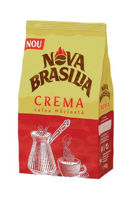 NOVA BRASILIA CAFEA MACINATA 90G