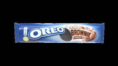 OREO BISCUITI BROWNIE 154G