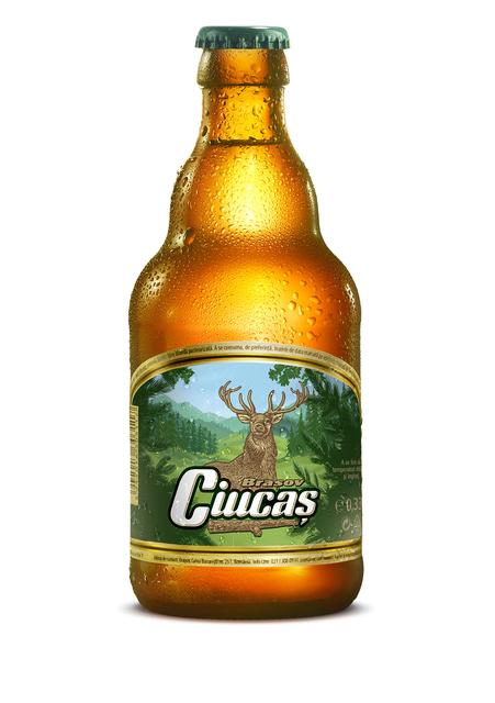 CIUCAS BERE STICLA 0.33L