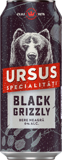 URSUS BLACK BERE DOZA 0.5L