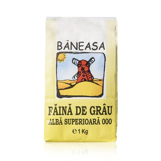 BANEASA FAINA 000 1KG