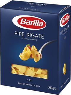 BARILLA PIPE RIGATE N.91 500G