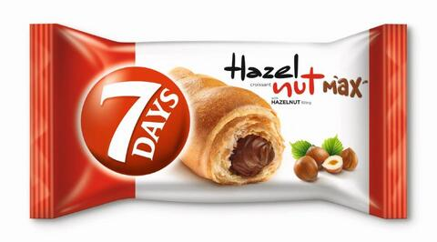 7 DAYS CROISS MAX HAZELNUT 80G