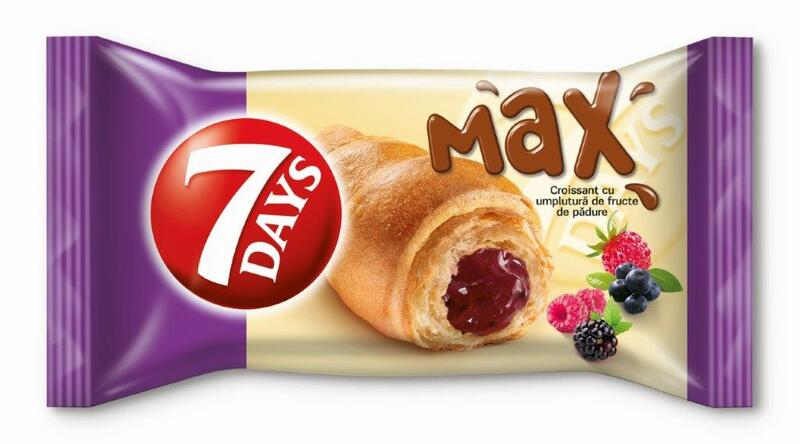 7 DAYS CROISS MAX FOREST FRUIT 85G