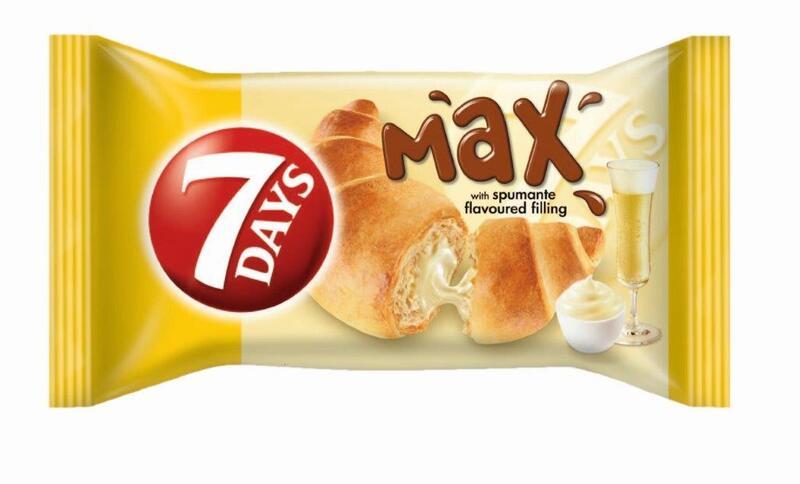 7 DAYS CROISS MAX SAMPANIE 85G