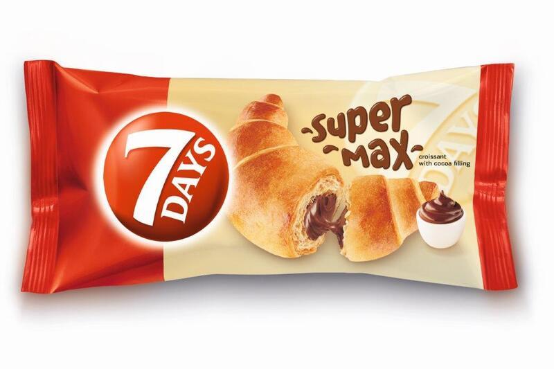 7 DAYS CROISS SUPER MAX CACAO 110G