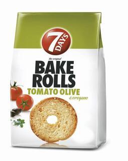 7 DAYS BAKE ROLLS TOMATO 80G