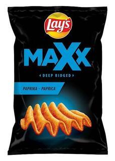 LAY'S CHIPS MAXX PAPRIKA 130G