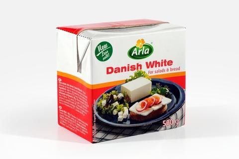 ARLA DANISH WHITE 500G