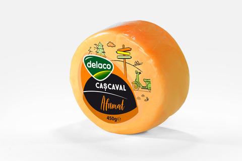 DELACO CASCAVAL AFUMAT 450G
