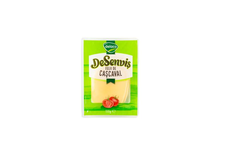 DELACO DESENVIS CASCAVAL FELII 100G