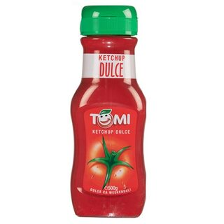 TOMI KETCHUP DULCE 500G