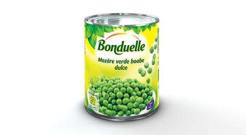 BONDUELLE MAZARE VERDE 850ML