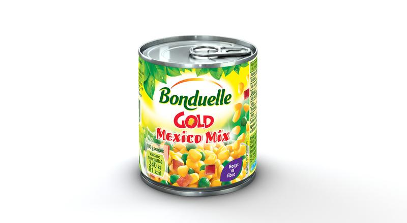 BONDUELLE MEXICO MIX GOLD 212ML