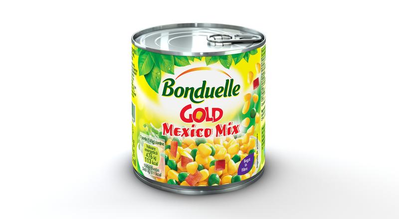 BONDUELLE MEXICO MIX GOLD 425ML