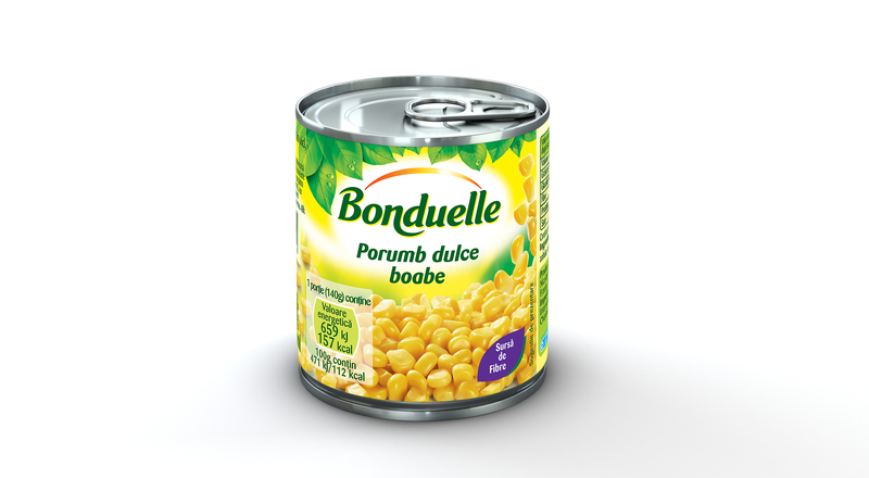 BONDUELLE PORUMB 212ML