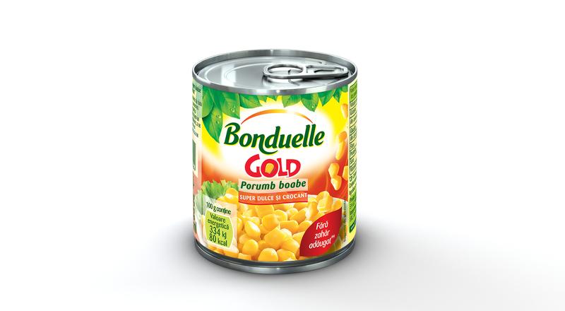 BONDUELLE PORUMB GOLD 212ML