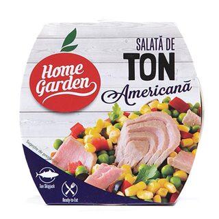 H.G. SALATA DE TON AMERICANA 160G