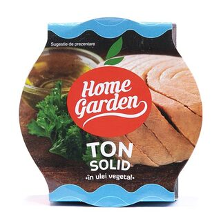H.G. TON SOLID IN ULEI VEGETAL 170G