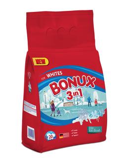 BONUX 3IN1 AUTOMAT WHITE ICE FRESH 2KG