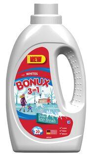 BONUX 3IN1 LICHID WHITE ICE FRESH 20SP