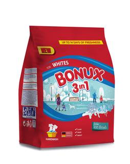 BONUX 3IN1 MANUAL WHITE ICE FRESH 400G