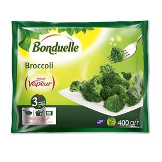 BONDUELLE VAPEUR BROCCOLI 400G
