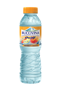 BUCOVINA FRUCTATA CU SUC DE PIERSICA 0.5L